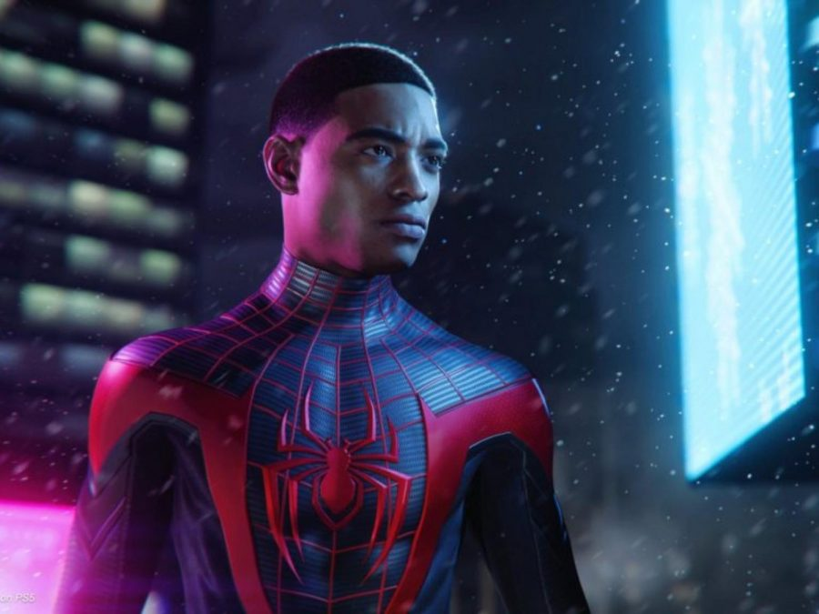 Launch into the next console generation with Miles Morales
