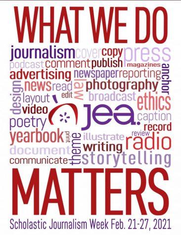 Scholastic Journalism Week Feb. 22-26