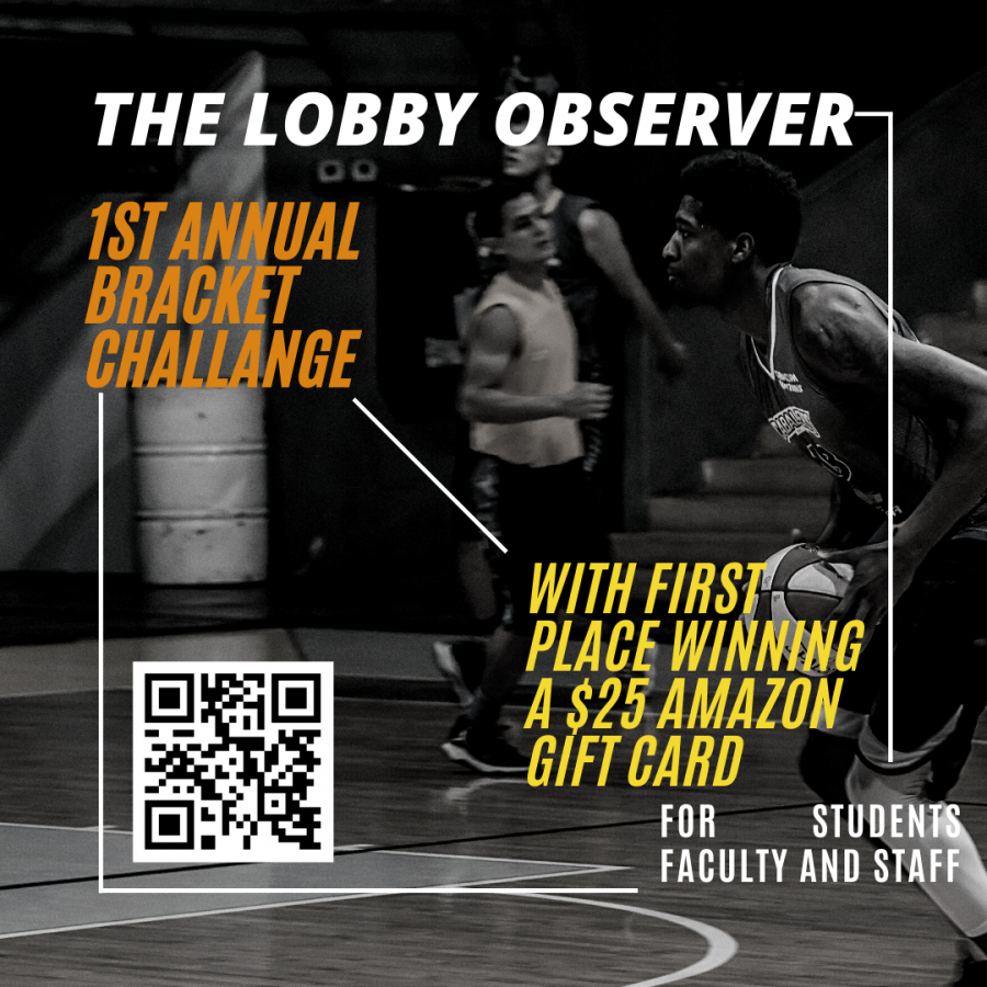 The Lobby-O's First Annual Bracket Challenge--sign up for free here!