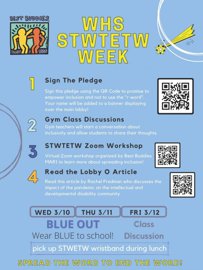 Spread the Word to End the Word Week