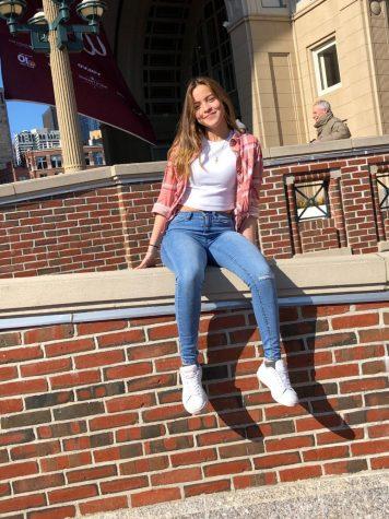 Perfil de estudiante de segundo año de WHS: Keily Elizabeth Urizabal Ventura