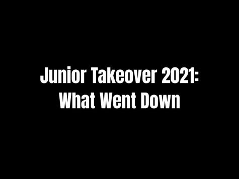 Junior Takeover 2021: What Went Down