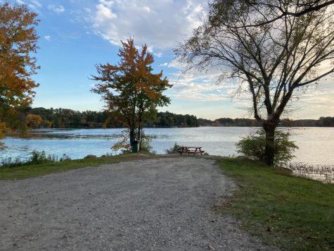 Fall at Chauncey Lake